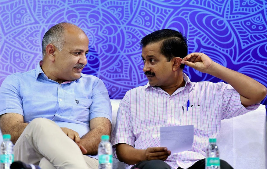 Setback for Arvind Kejriwals Aam Aadmi Party, Delhi HC Refuses Any Relief to AAP