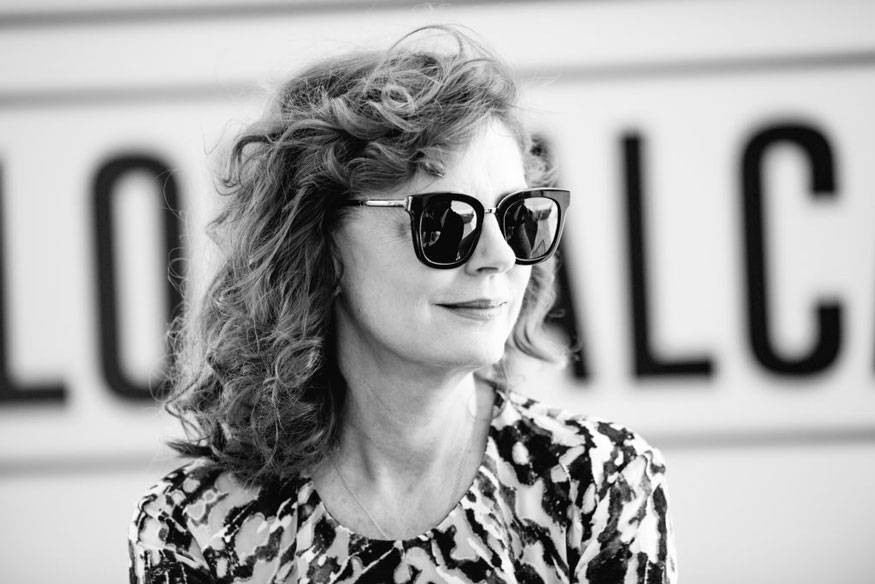 Susan Sarandon Blames Hollywood Sexism On Corporate