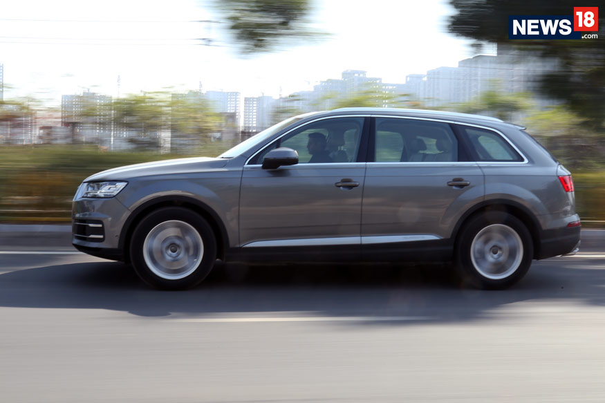 Audi Q7, Audi India, Technology News