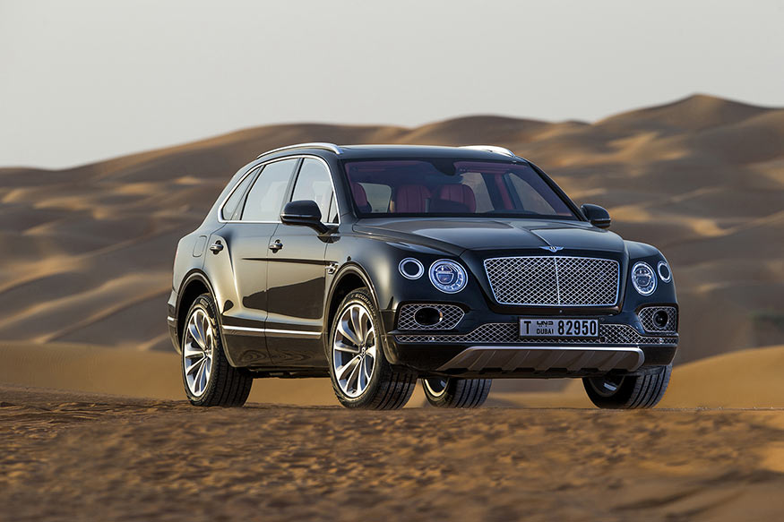 Bentley Bentayga Falconry by Mulliner: Designed Especially for Falconers