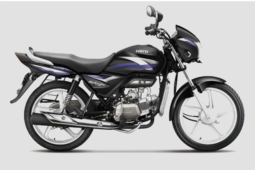 List of top 5 motorcycles with highest mileage in india - Hero splendor ismart mileage per liter ...