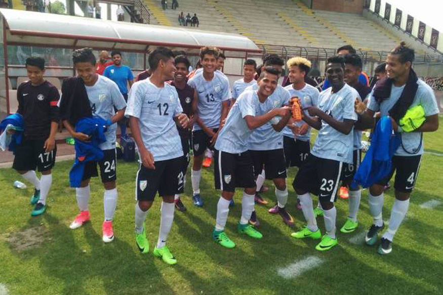 Fifa U17 World Cup: India's Games Set to be Shifted to Delhi