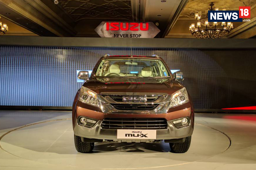 Isuzu MU-X, Launch, Price, Specifications, Details, Look