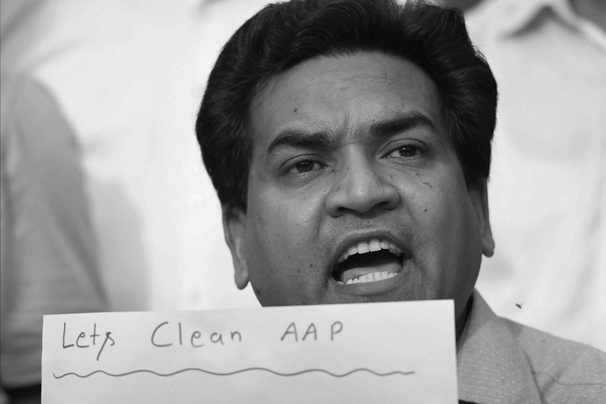 Kapil Mishra to Hold Exhibition of Documents Related to Delhi Govt Scams
