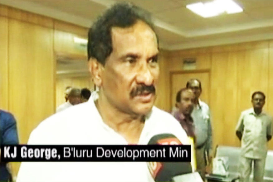 Bangalore Development Minister K J George confirmed to News18 that officials contacted a Bulgarian firm and sought a feasibility report. The cost of the project is pegged at a whopping Rs 600 crore per kilometre.(Video grab)