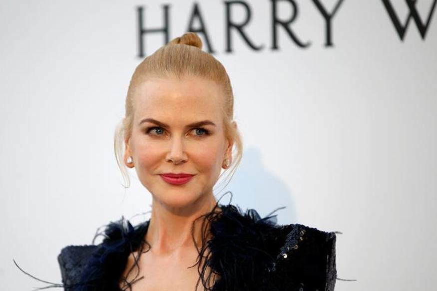 Nicole Kidman Pleads W...