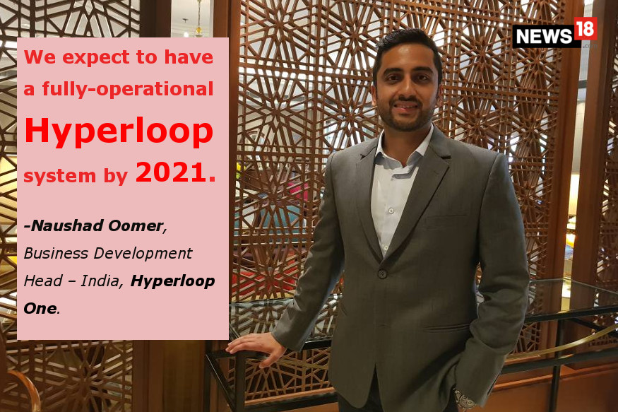 India Could Get Its First Hyperloop by 2021