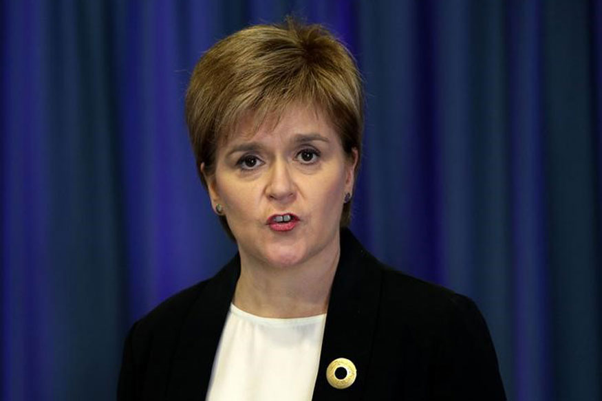 Scottish Independence Case Helped by 'Brexit Chaos,' Says Nicola Sturgeon