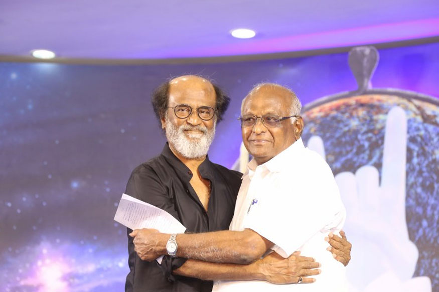 Don't be disappointed if I don't join politics: Rajinikanth