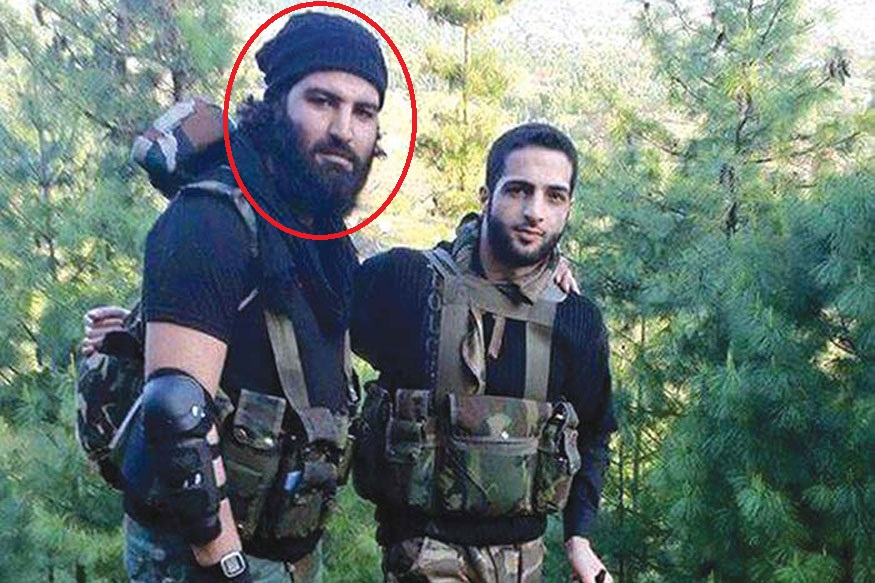 Burhan Wani Successor Sabzar Bhat Gunned Down in Tral Encounter