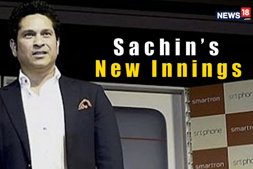 Sachin Tendulkar's First Ever Selfie Interview: Talks About Make In India Tech