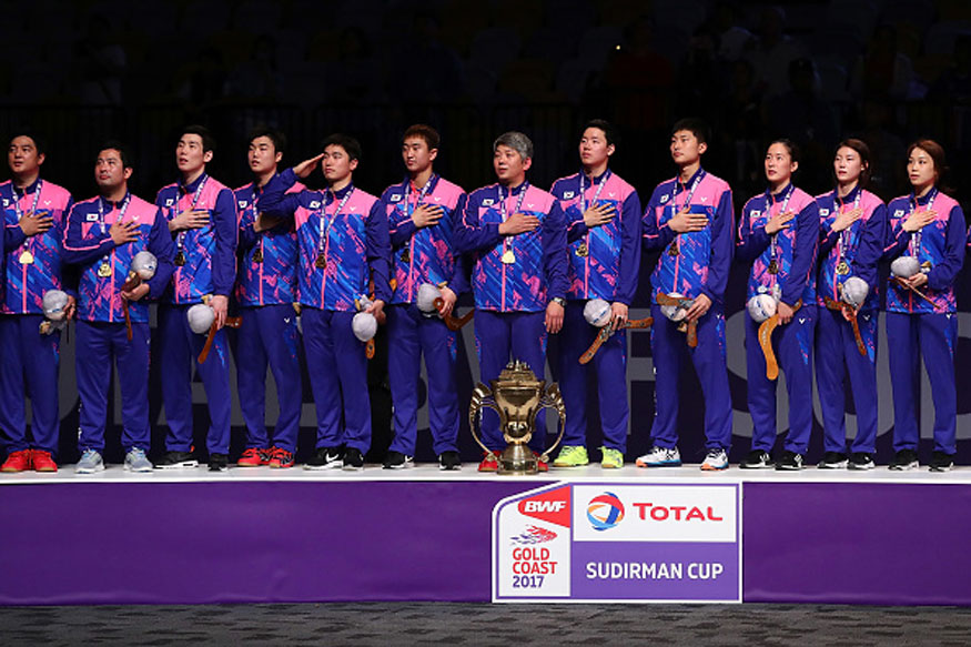 South Korea Wins Sudirman Cup With Win Over China