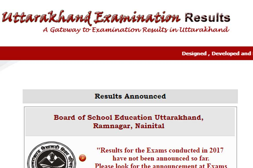 Uttarakhand UBSE Class 10 Board Results 2017 Will be Declared on May 30 at 11 am: Check Your Grades Here