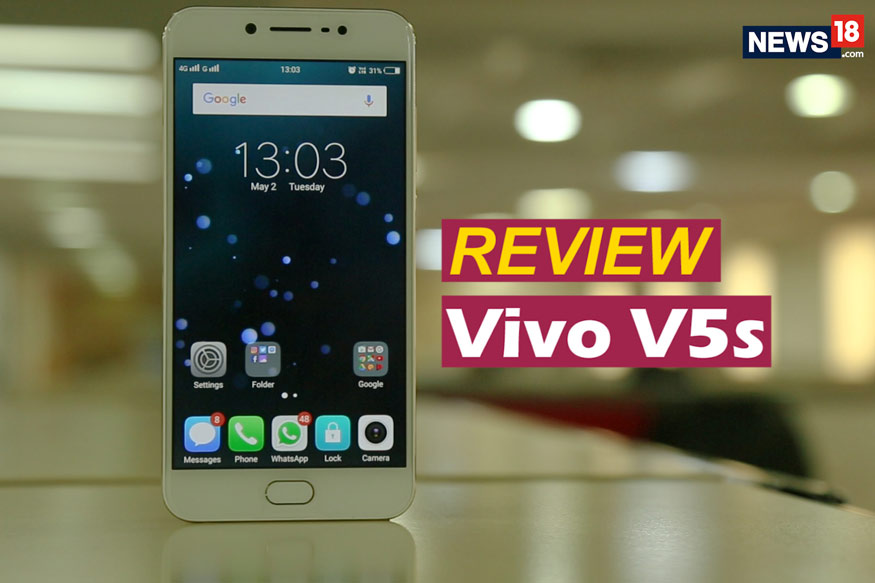 Vivo V5s Review: Selfie Lovers Will Love This Rs 18,990 Smartphone