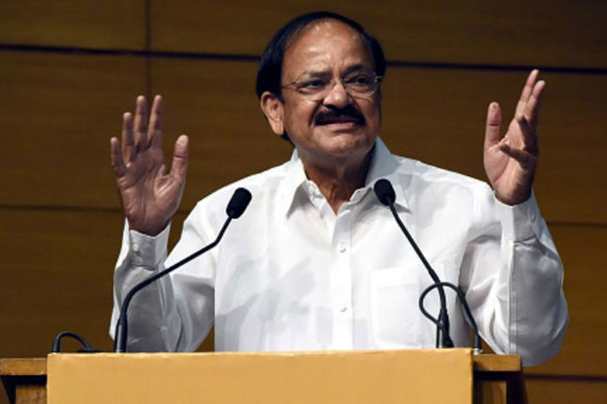 BJP Veep Pick Venkaiah Naidu Reminds Pakistan of 'What Happened in 1971'