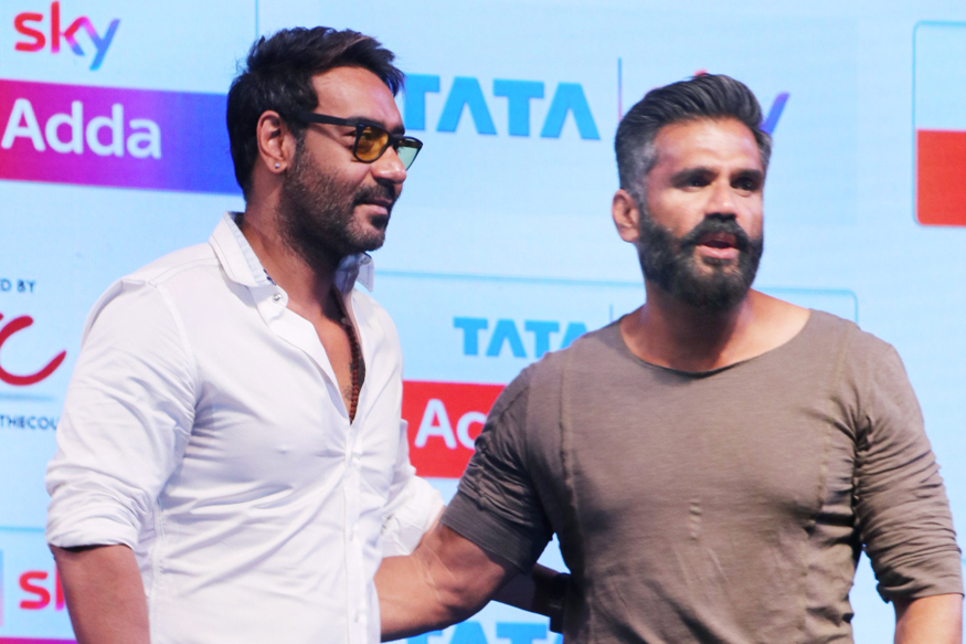 You Can't Become An Actor If You Are Chasing Stardom: Ajay Devgn