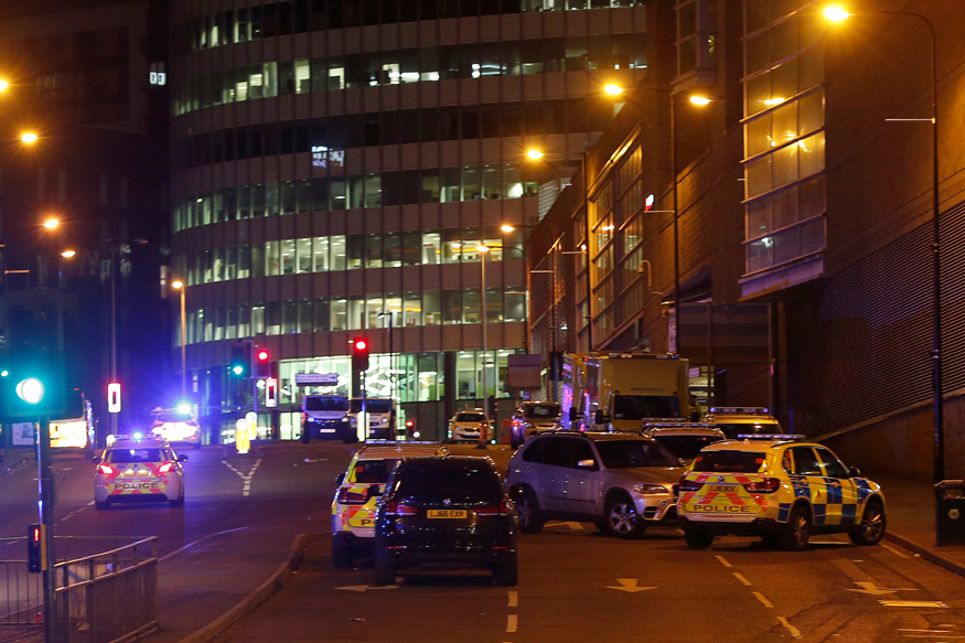 Manchester Arena Attack: 'It was Sheer Panic, Lucky to Have Gotten Away'