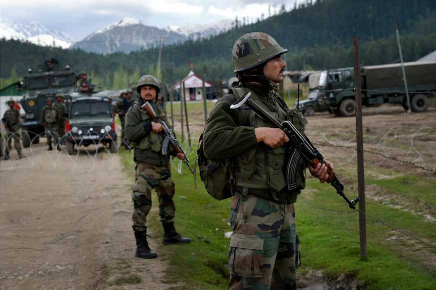 Four Terrorists Killed as Indian Forces Thwart Another Infiltration Bid at LoC