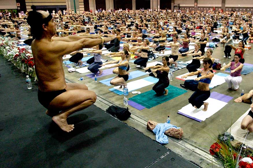 Judge Issues Arrest Warrant Against Bikram Yoga Founder