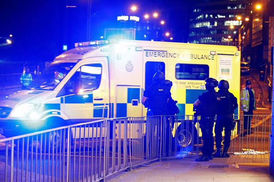 Manchester Arena Attack Live: IS Follower 'Predicts' Blast Four Hours Before Concert