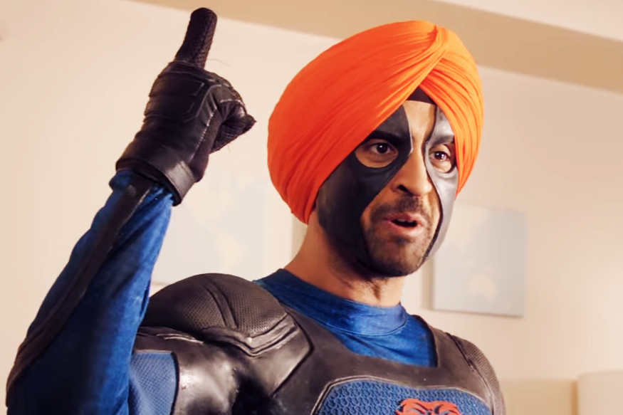 Diljit Dosanjh Says It Was Difficult to Find Producers to Back Super Singh