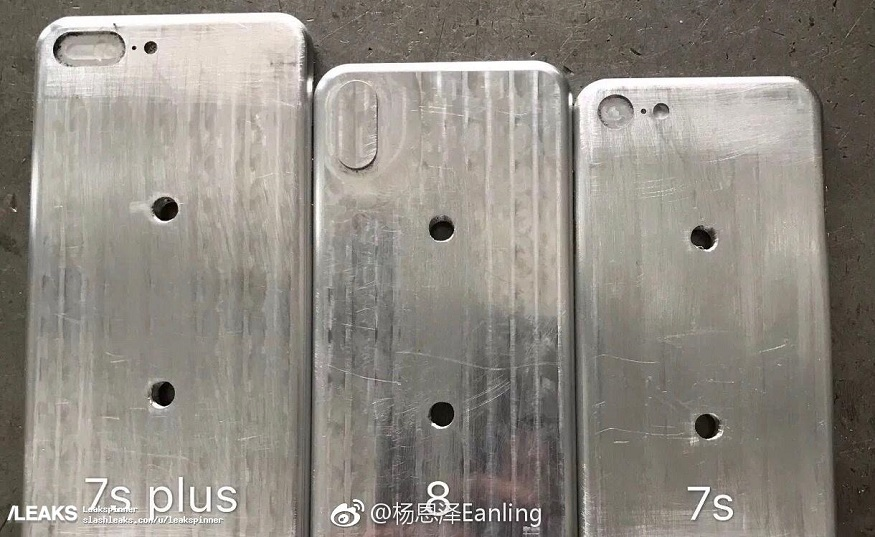 Apple iPhone, iPhone 8, iPhone 7s, iPhone 7s Plus, Moulds, Leaks, Rumored Specs