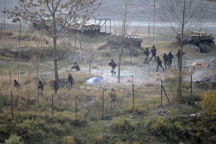 Six Terrorists Killed in Rampur Sector as Forces Foil Another Infiltration Bid at LoC