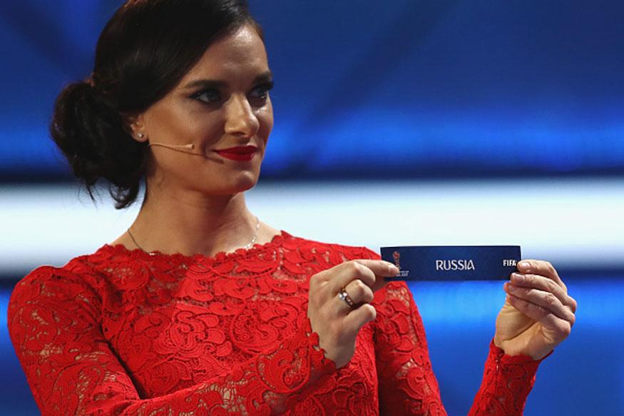 Yelena Isinbayeva Removed As Russian Anti-doping Agency ...