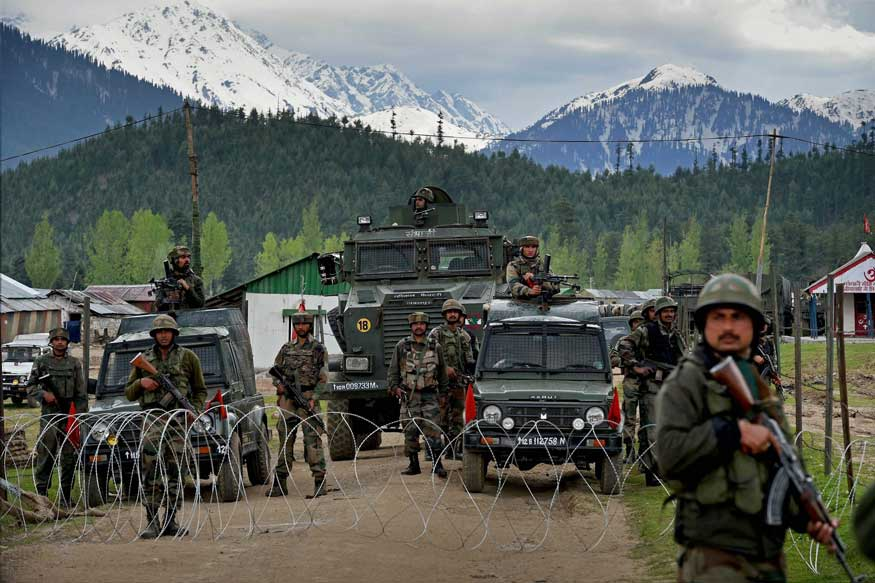 Indian Army Destroys Pakistan Posts Across Line of Control