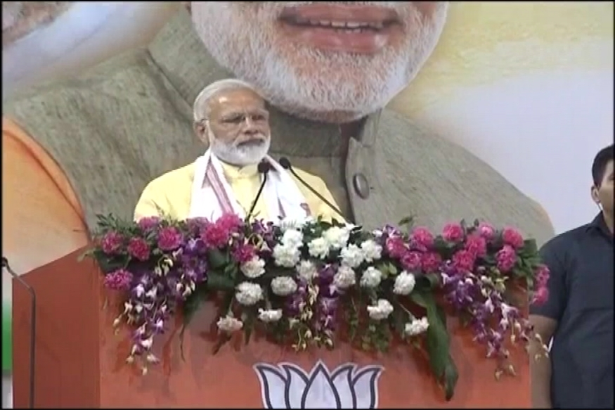 Modi@3 Live: Every Corner of India is Like Delhi For Us, Says PM in Assam