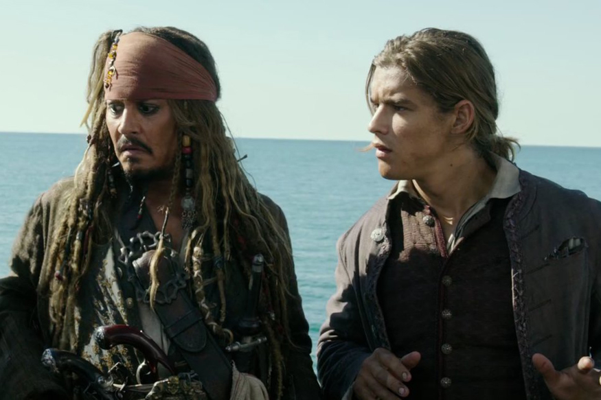 Pirates of The Caribbean- Salazar's Revenge Movie Review: Live