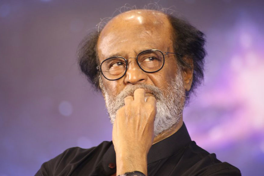 Rajinikanth Backs 'Mersal', Says it Has Addressed an Important Issue