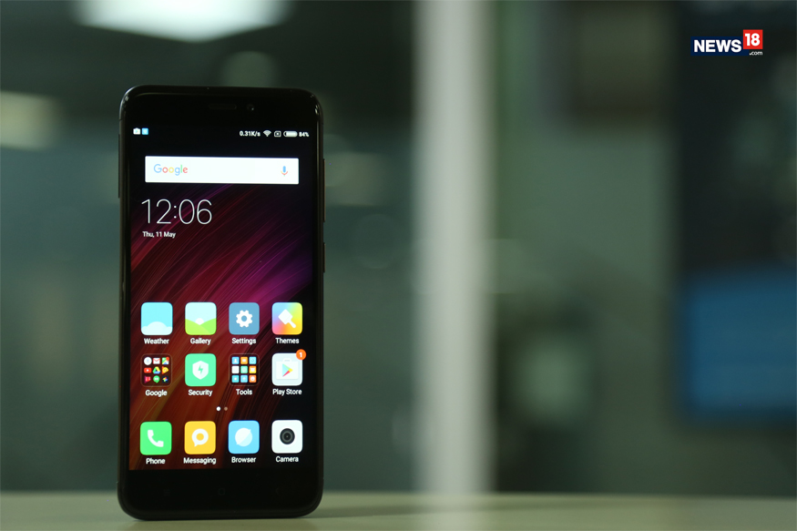 Xiaomi Redmi 4 First Impressions Review: Big Battery, Smart Looks