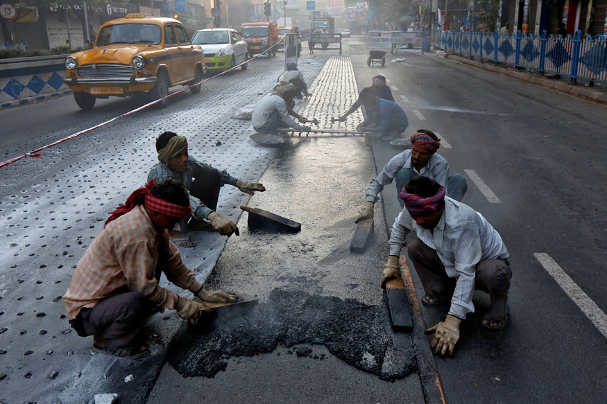 Order Book of 50 Road Companies May Touch Rs1 Lakh Crore This Fiscal: Crisil