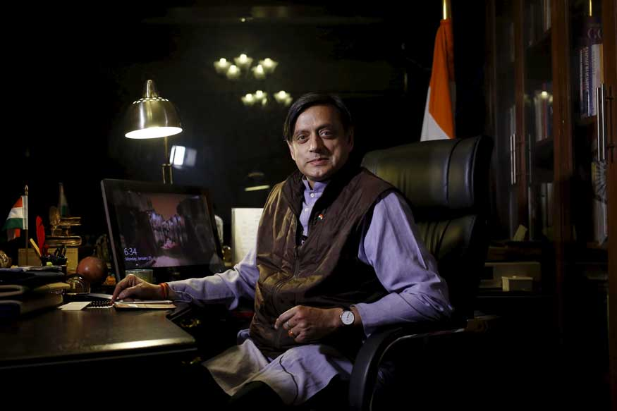 Tharoor Counters PM Modi With 'Only Love for Gujarat' Tweet
