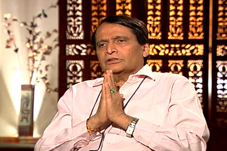 Reviewing Flexi-fares, But People Should Learn to Pay for Services: Suresh Prabhu