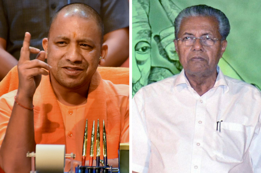 Pinarayi Writes to Yogi, Says Cattle Ban Will Have 'Disastrous Consequences'