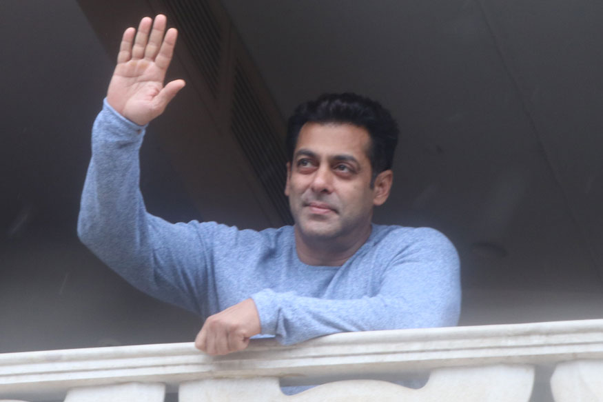 Salman Khan Visits Britain After a Decade
