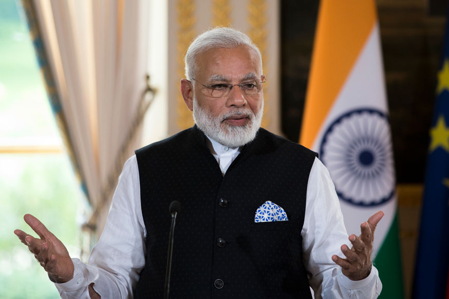 PM Modi to Host 120 Global CEOs, Pitch for Fourth Industrial Revolution at World Economic Forum