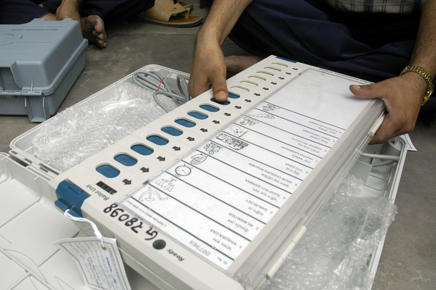 'Malfunctioning' EVM Gave Votes to BJP in Maharashtra Zila Parishad Polls