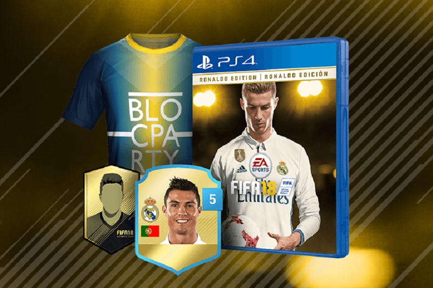 fifa 18 39 ronaldo edition 39 out offers 3 day early access on pre bookings news18