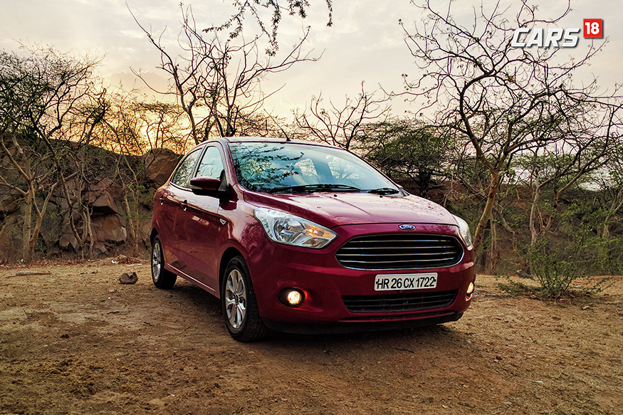 Ford Aspire Long Term Review: After 45 Days and 3,260 Km ...