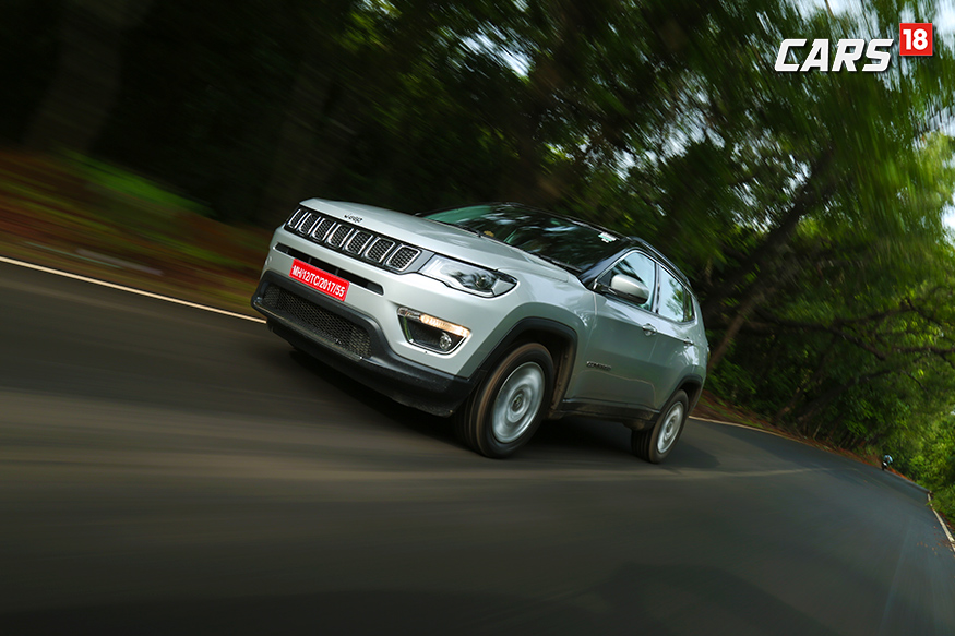 New Jeep Compass SUV with 3 New Trims Launched In India