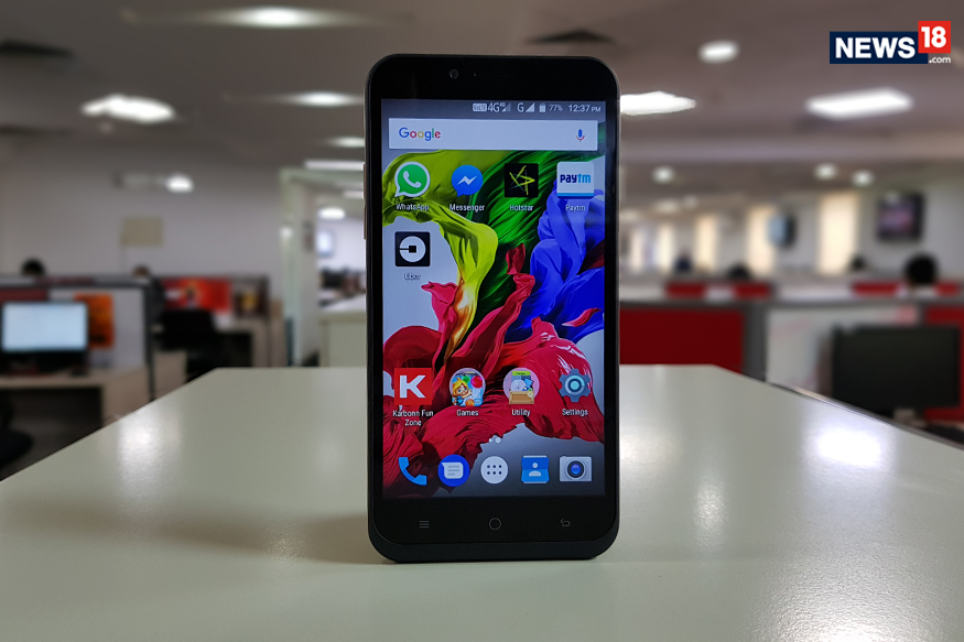 Karbonn Aura Note 2 Review: A Budget Android With an Eye For Fashion