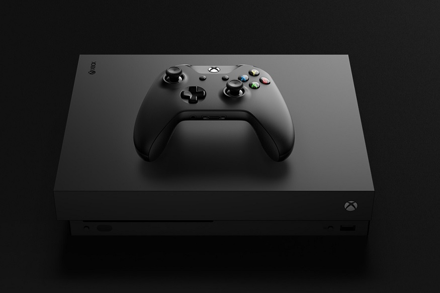 Microsoft Xbox One X: All You Need to Know [Video]