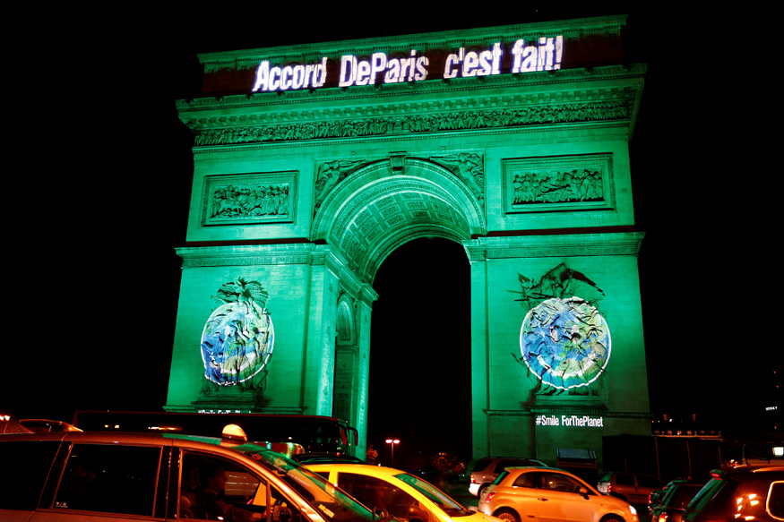 US' Paris Climate Accord Decision Leaves Europe Incensed ...