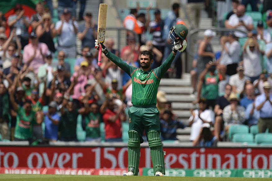 1st ODI: Tamim, Shakib Star as Bangladesh Crush