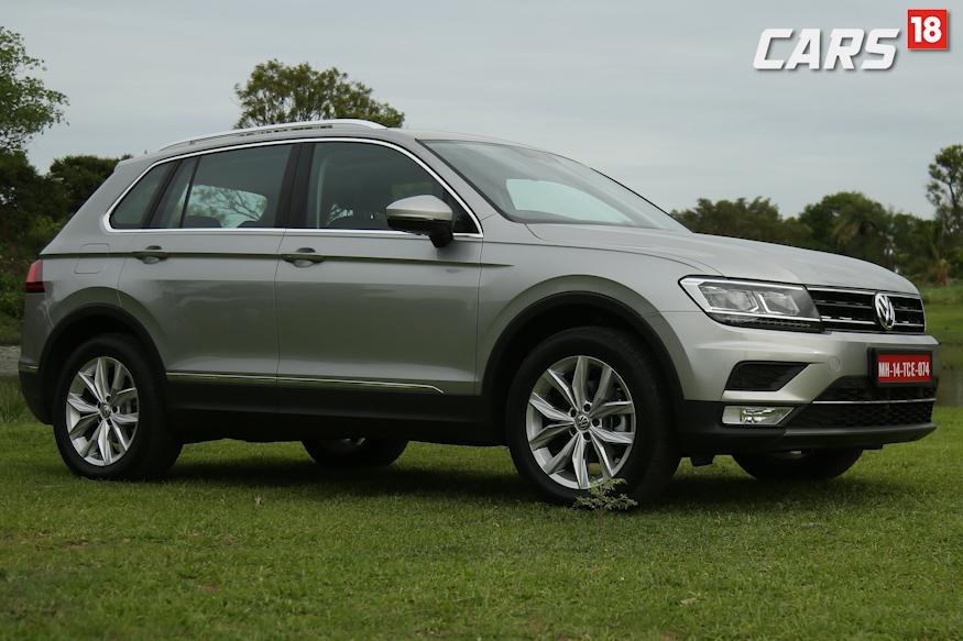 volkswagen Tiguan, Technology News, Volkswagen India, Volkswagen Tiguan First Drive review, Review