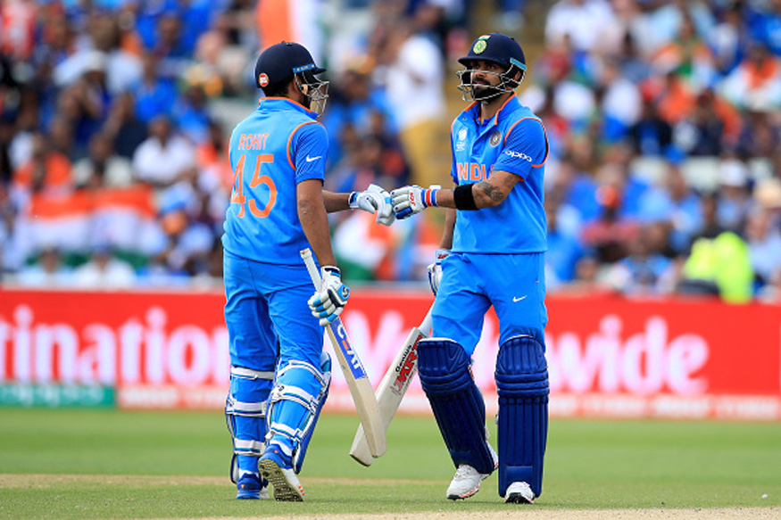 India vs New Zealand, Live Cricket Score, 1st ODI, Mumbai: Dhawan Departs Early