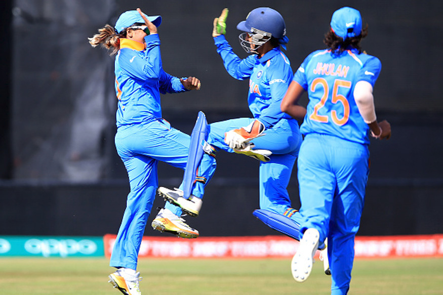India vs England Live Cricket Score, ICC Women's Cricket World Cup Final: Sciver Departs as Jhulan Takes Three